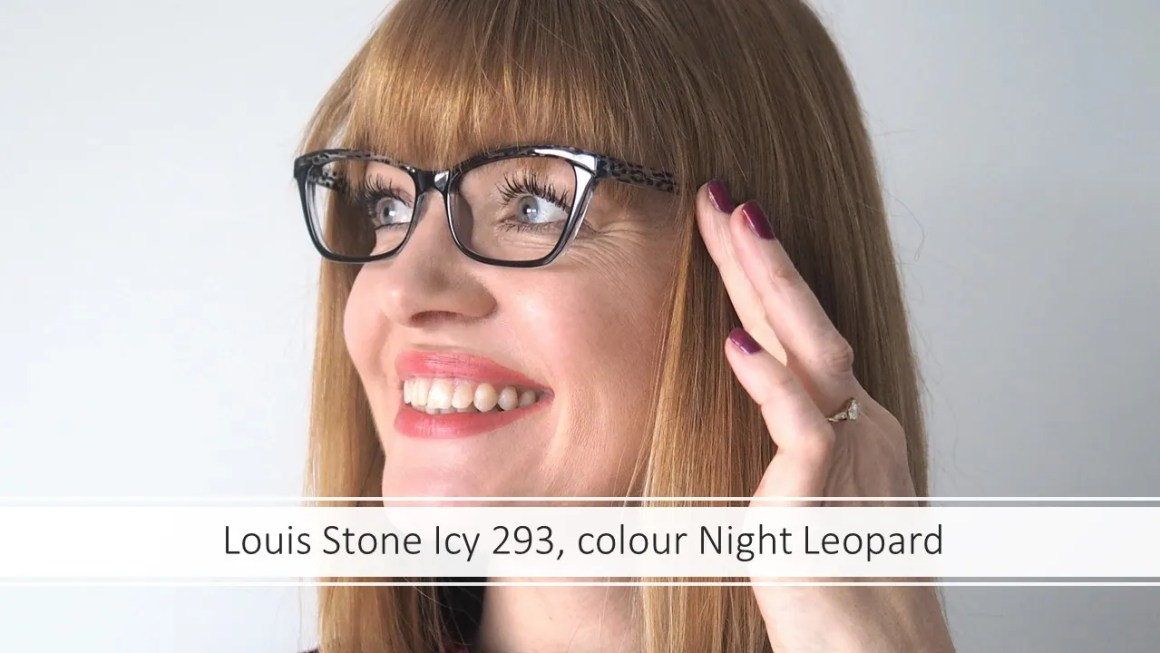 eyewear week Louis Stone frame