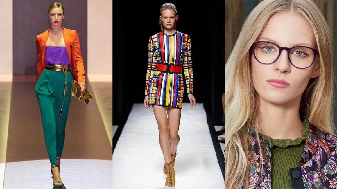 triadic colour outfits