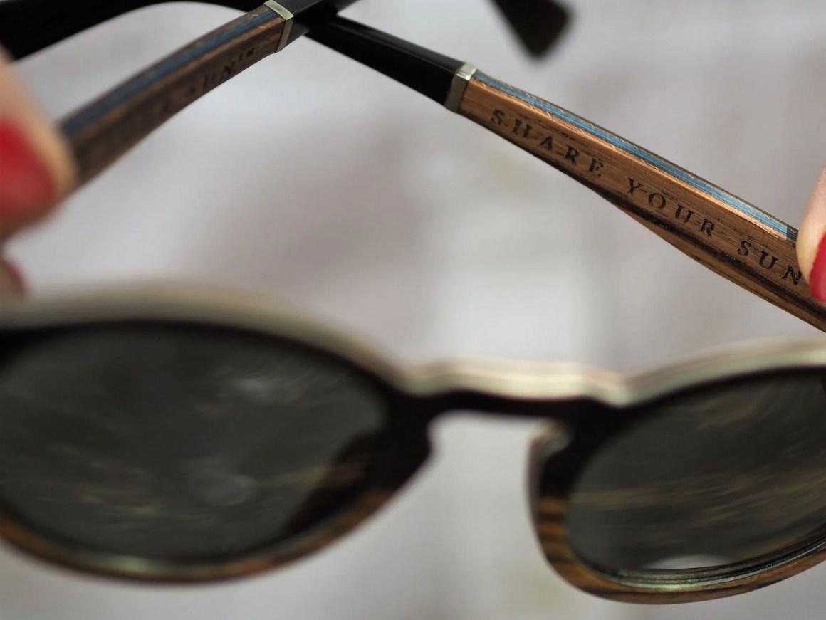 Black Cap by Bird sunglasses