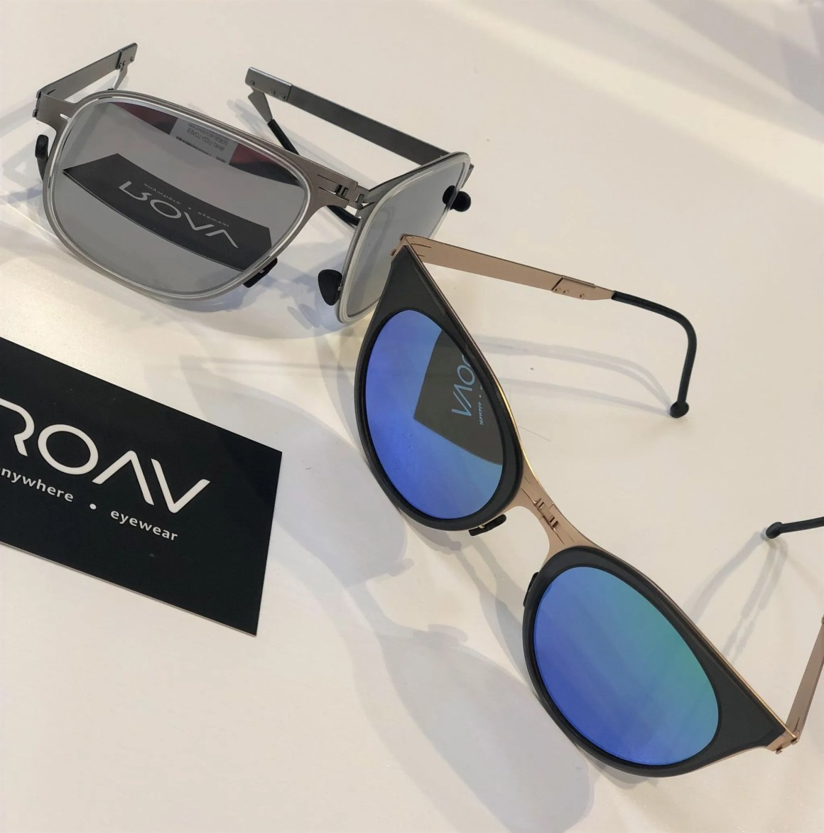 Optrafair 2019 Bondeye Optical ROAV