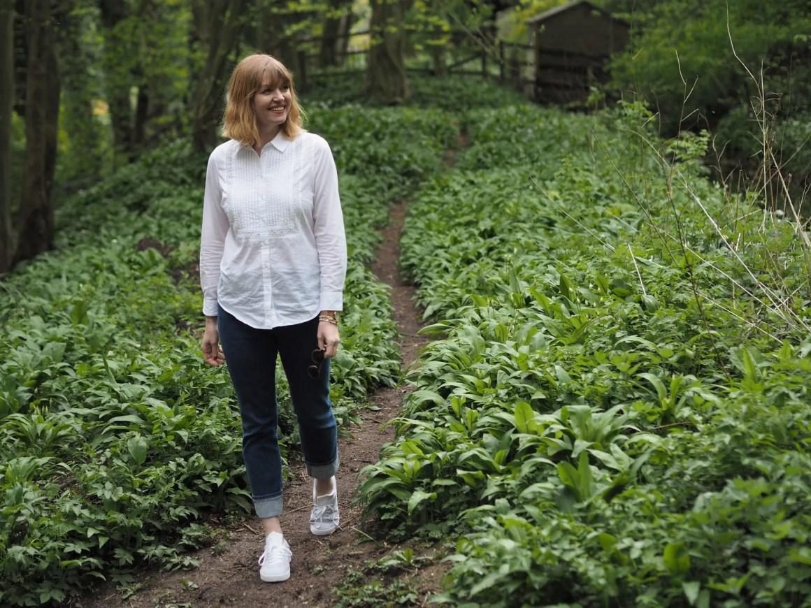 Skipton Woods Wild Garlic