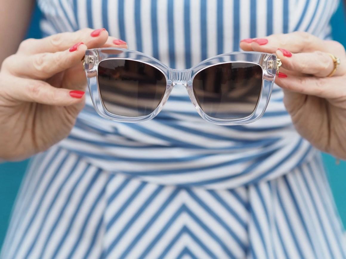 Aspinal sunglasses Amalfi