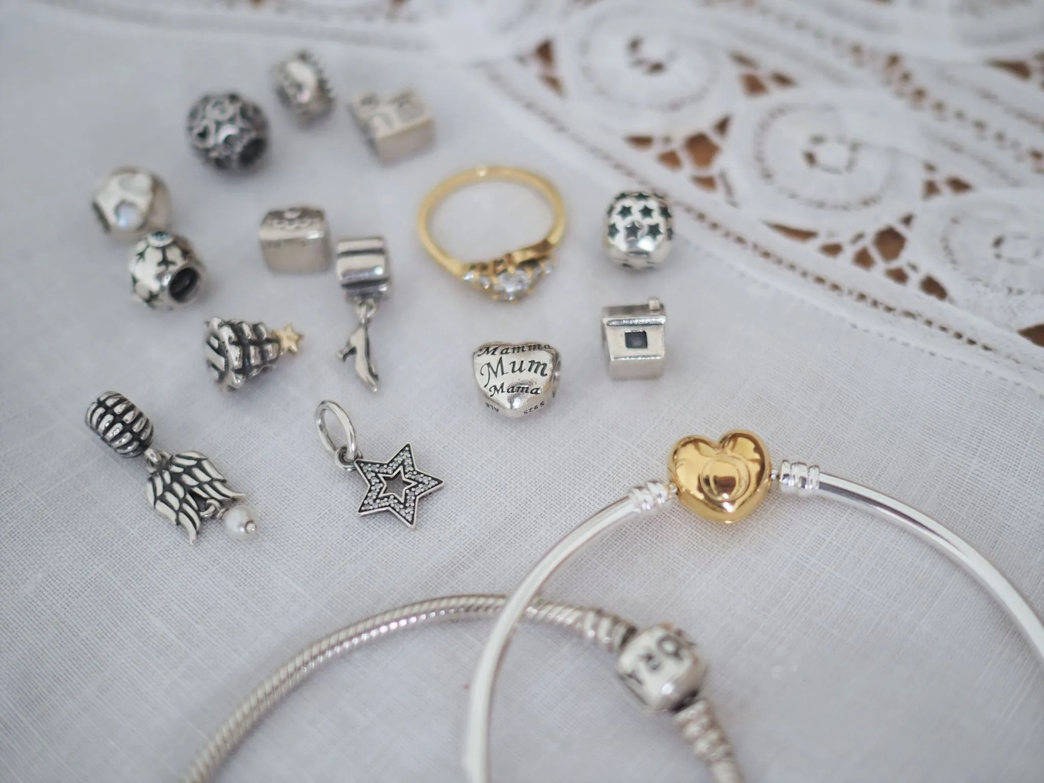 My Enduring Love For Charm Bracelets - What Lizzy Loves
