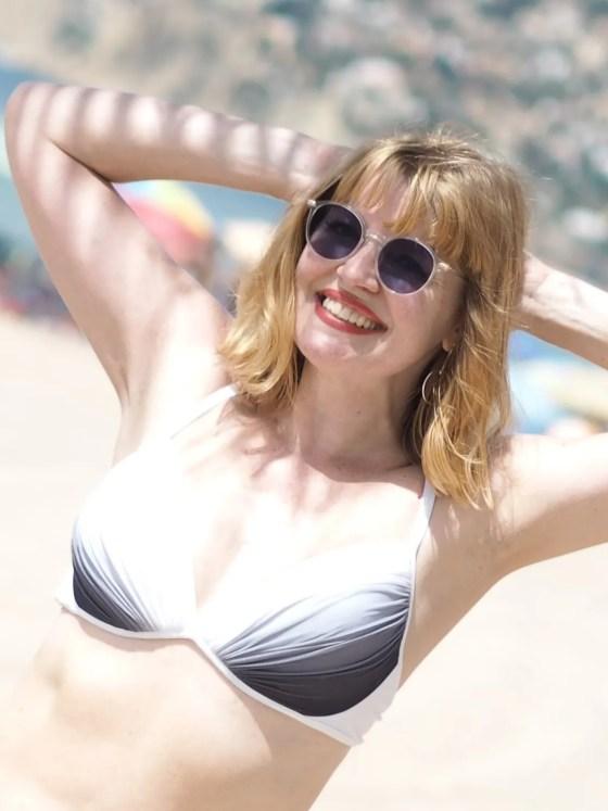 ombre bikini