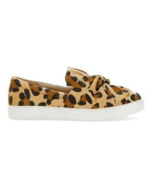 JDW Leopard Print Shoes