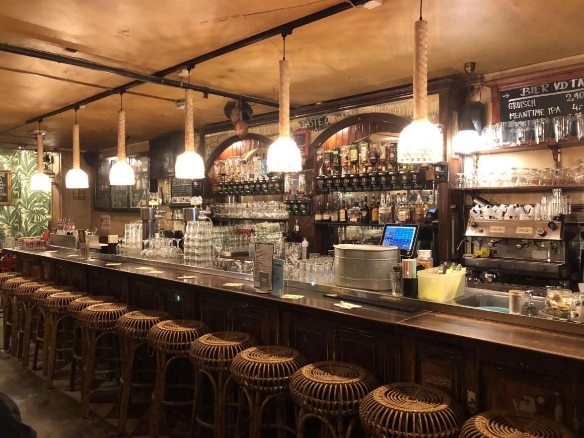 Cuban tapas bar in Amsterdam