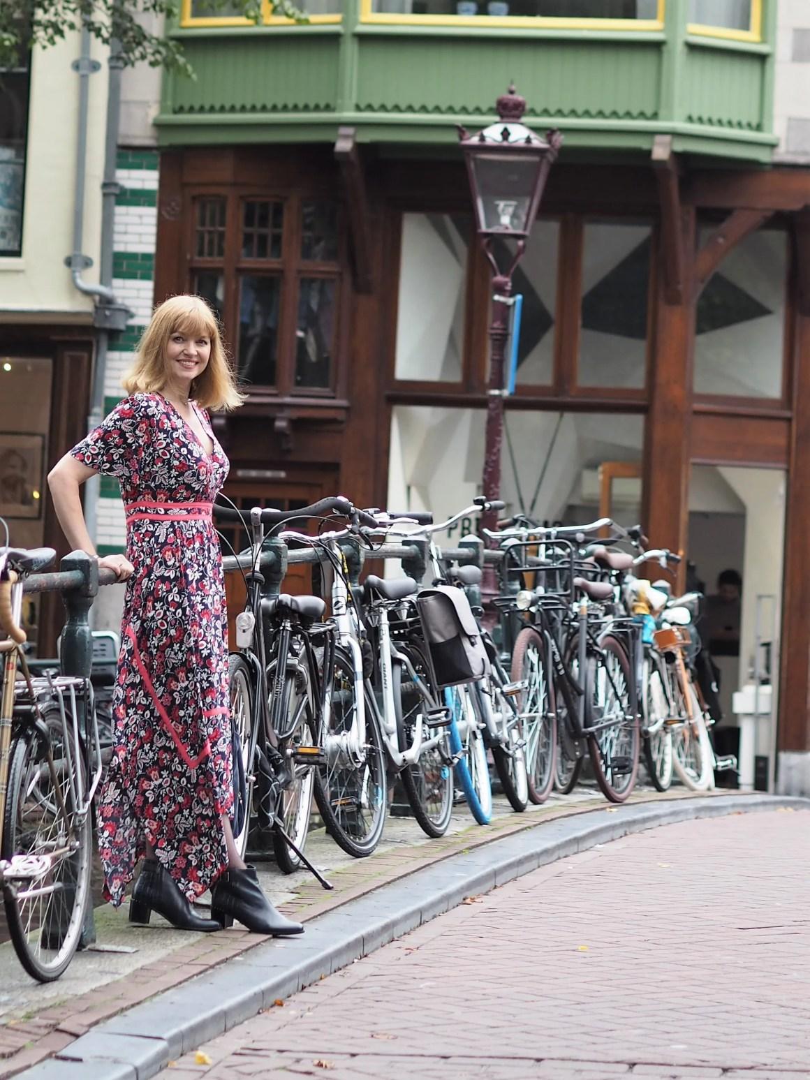 Boden Holly Hanky hem Dress Amsterdam