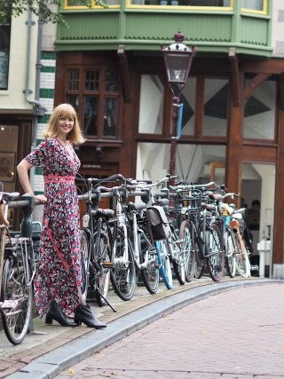 Boden Holly Hanky hem Dress Amsterdam