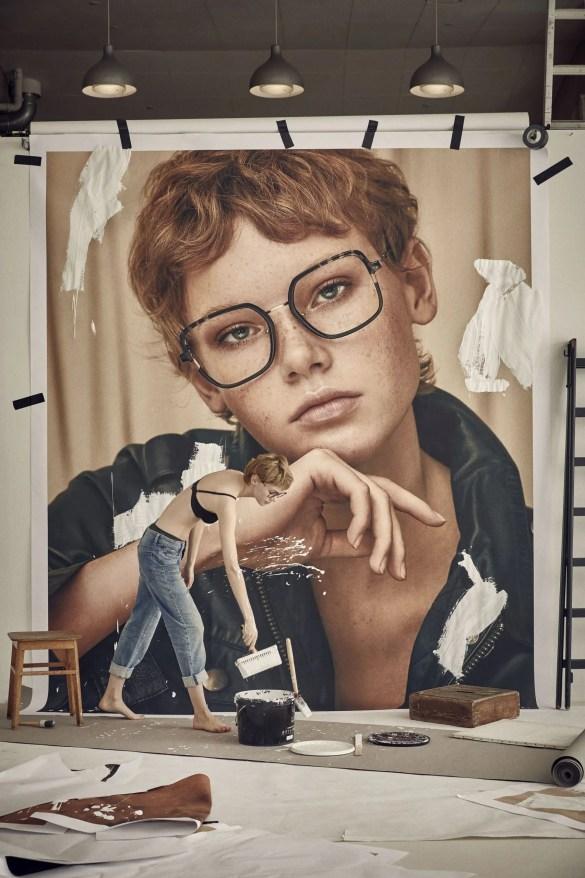Bellinger independet=nt eyewear, The Studio 100% Optical