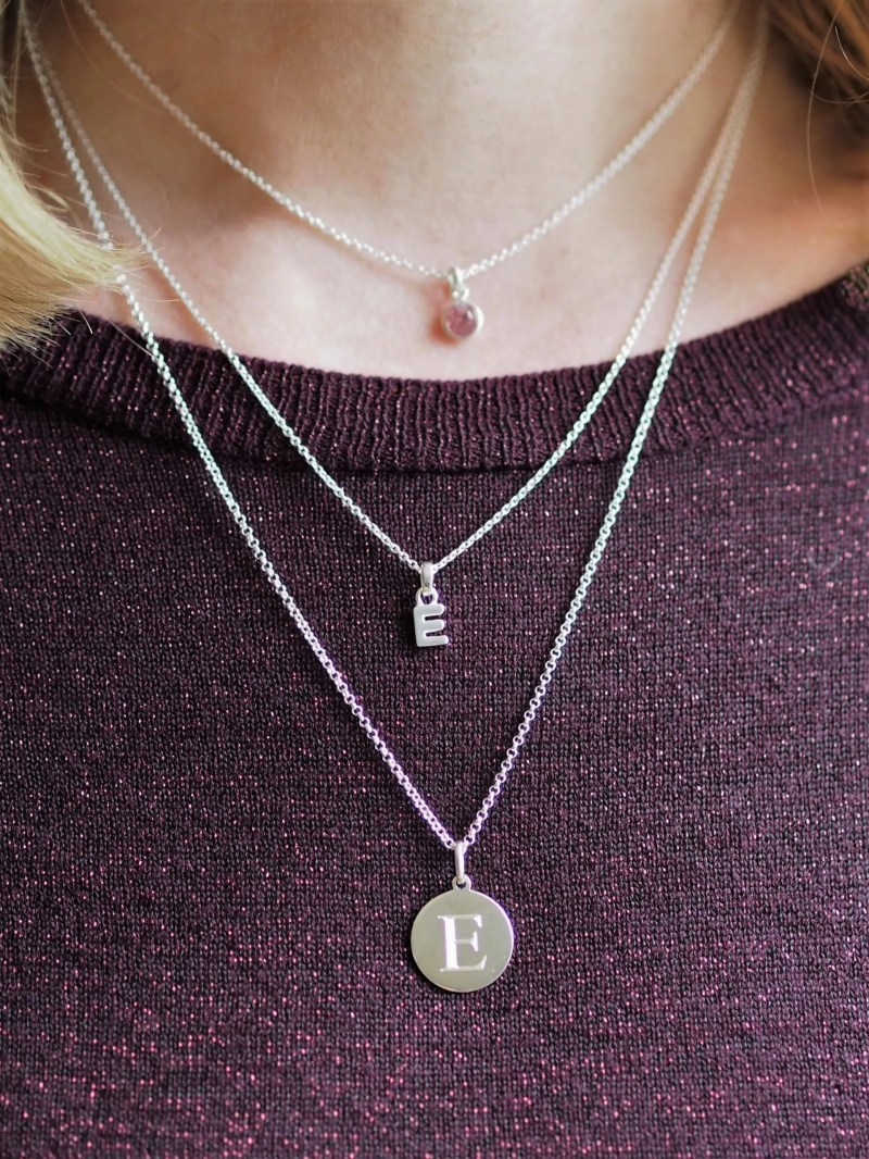 hersey and son silver necklaces