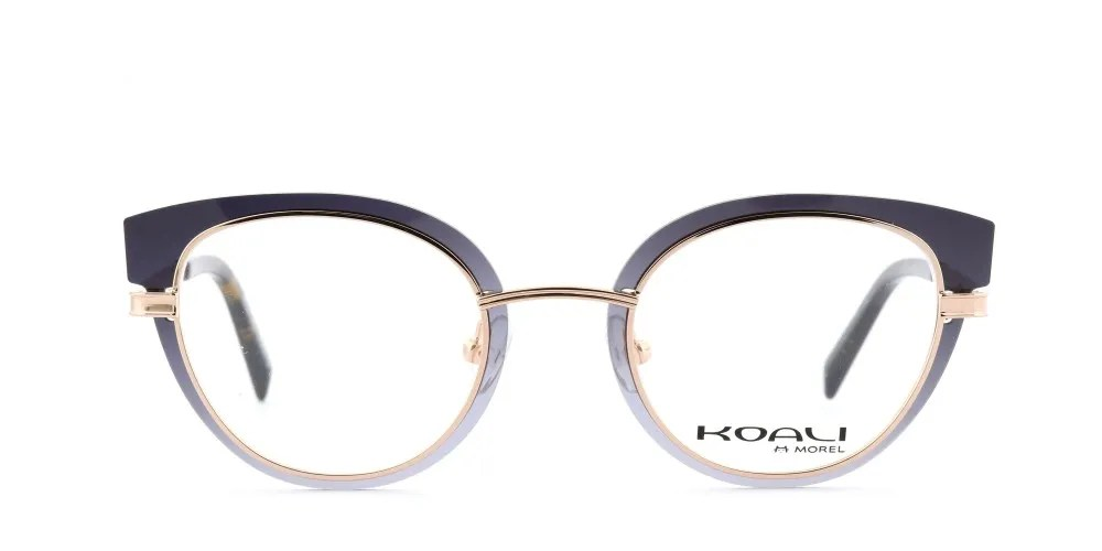 Black elegant eyewear by Morel