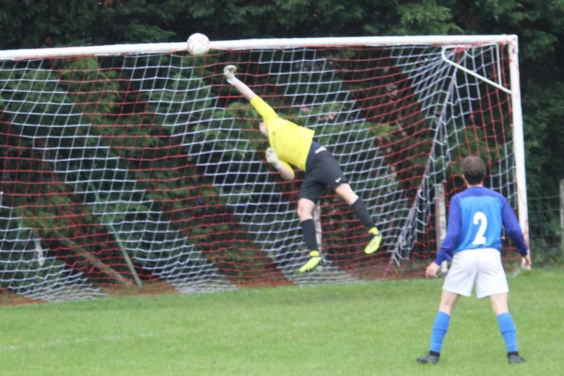 Harry goalkeeper
