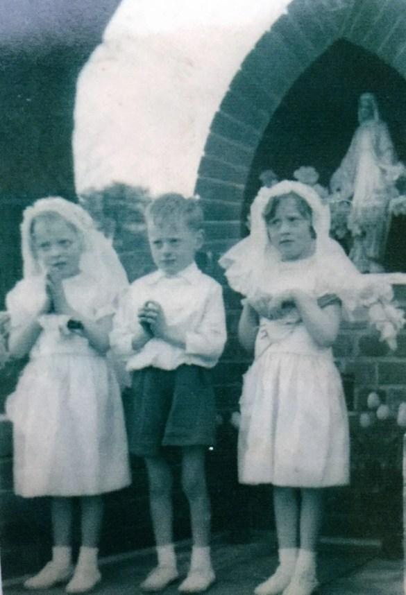 Preston triplets born in 1950