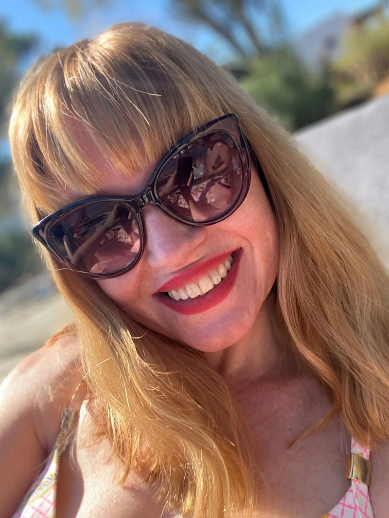 Carmen by Sea2See sustainable sunglasses