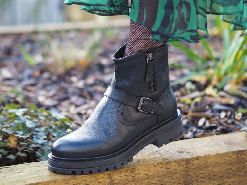 stressless by Lotus biker boots