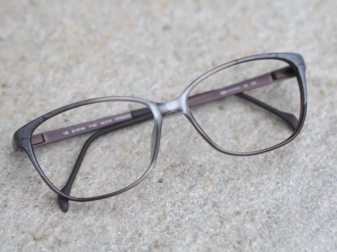 eyewear in Pantone color of the year Ultimate Gray