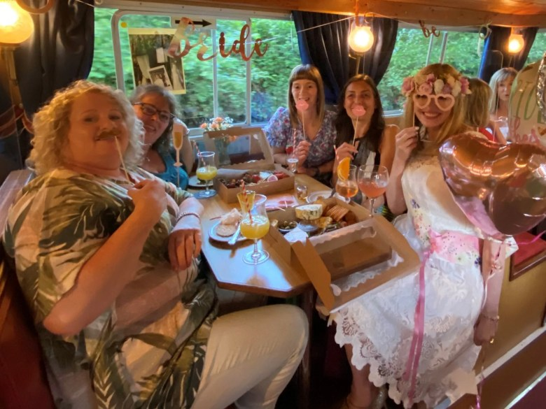 Hen party gin cruise (167)