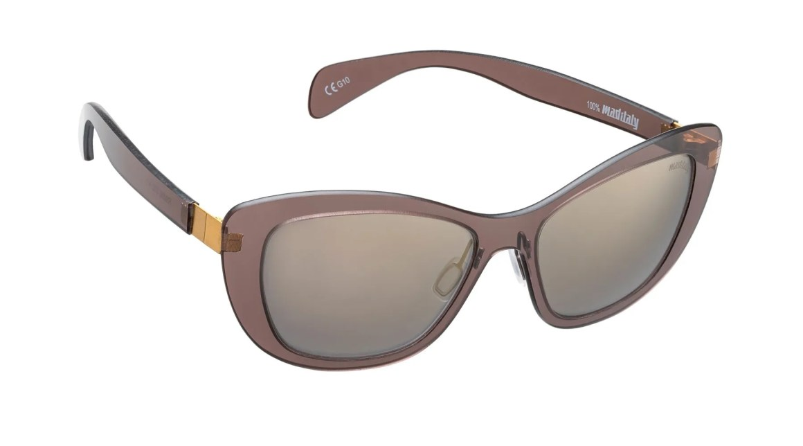 mad in Italy style Rimini in saddle brown