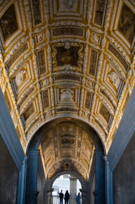 We spent hours inside the Palazzo Ducale where you can find a lot of art :)