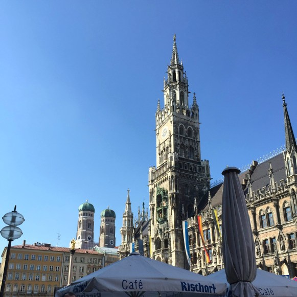 ...in beautiful Munich :)