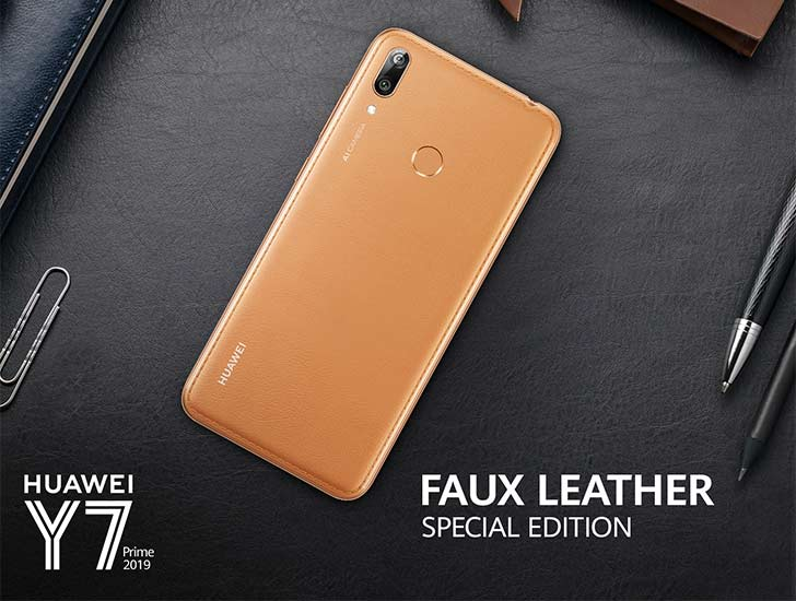 Good Things Come Twice Huawei Y7 Prime 2019 Special Edition Set