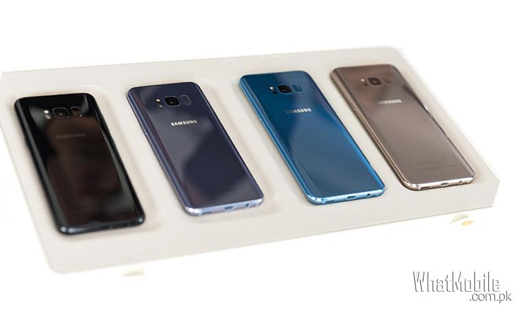 Samsung Galaxy S8 And S8 First Impressions What Mobile