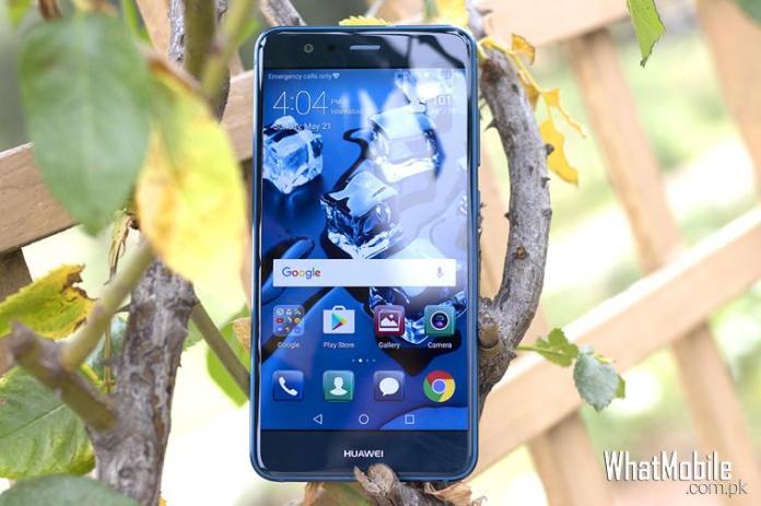 Huawei P10 lite Front