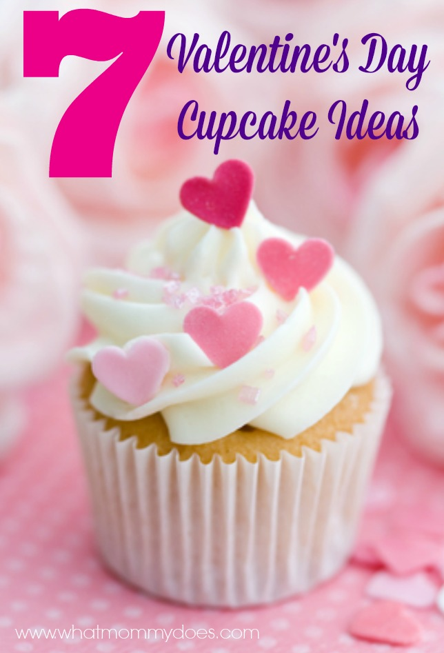 Valentine Cupcakes Ideas For Kids