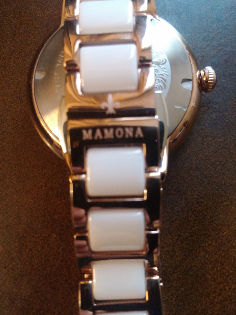 MAMONA Women's Quartz Watch L6800