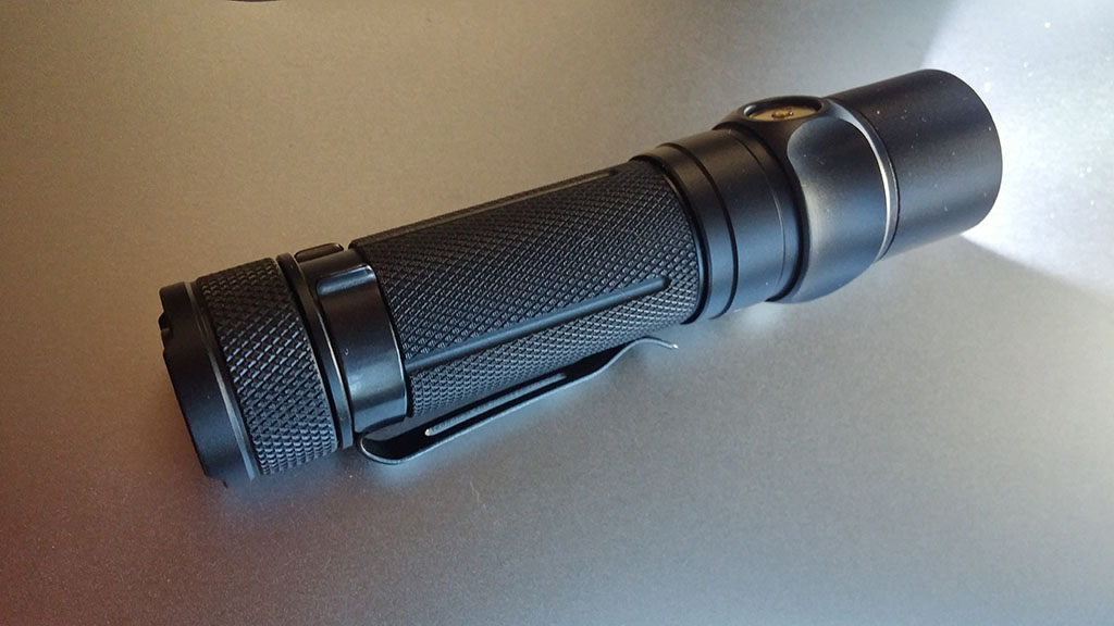 Fenix RC11 Compact LED Flashlight