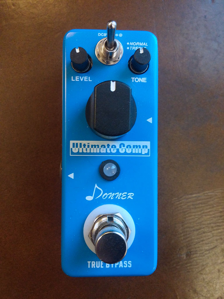 Donner Ultimate Comp Pedal