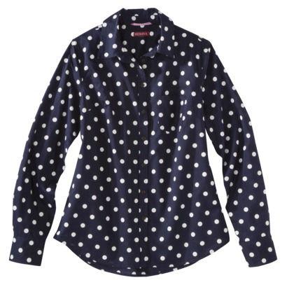 Target Polka Dot Shirt