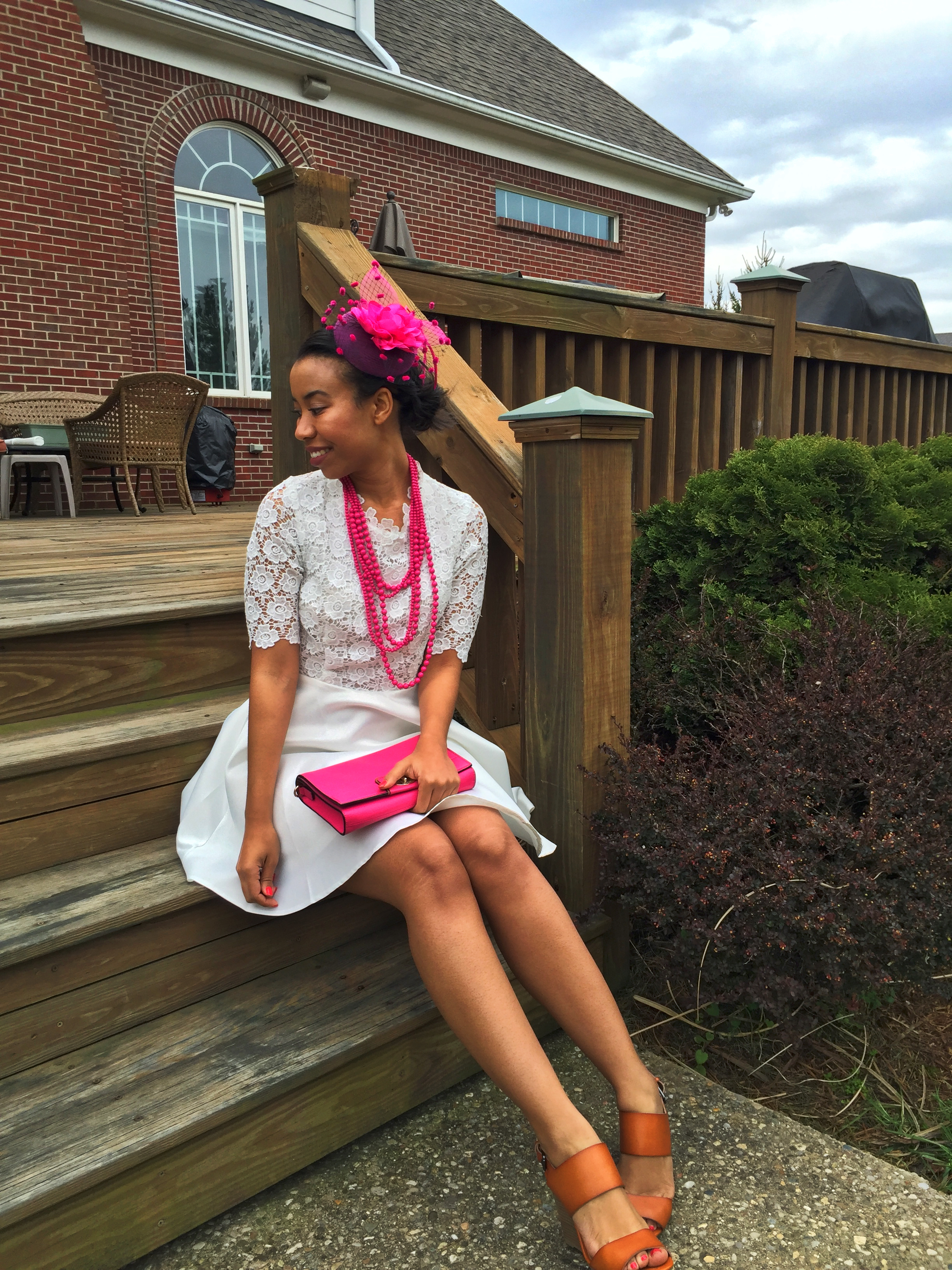 Derby Days: Pink for Kentucky Oaks
