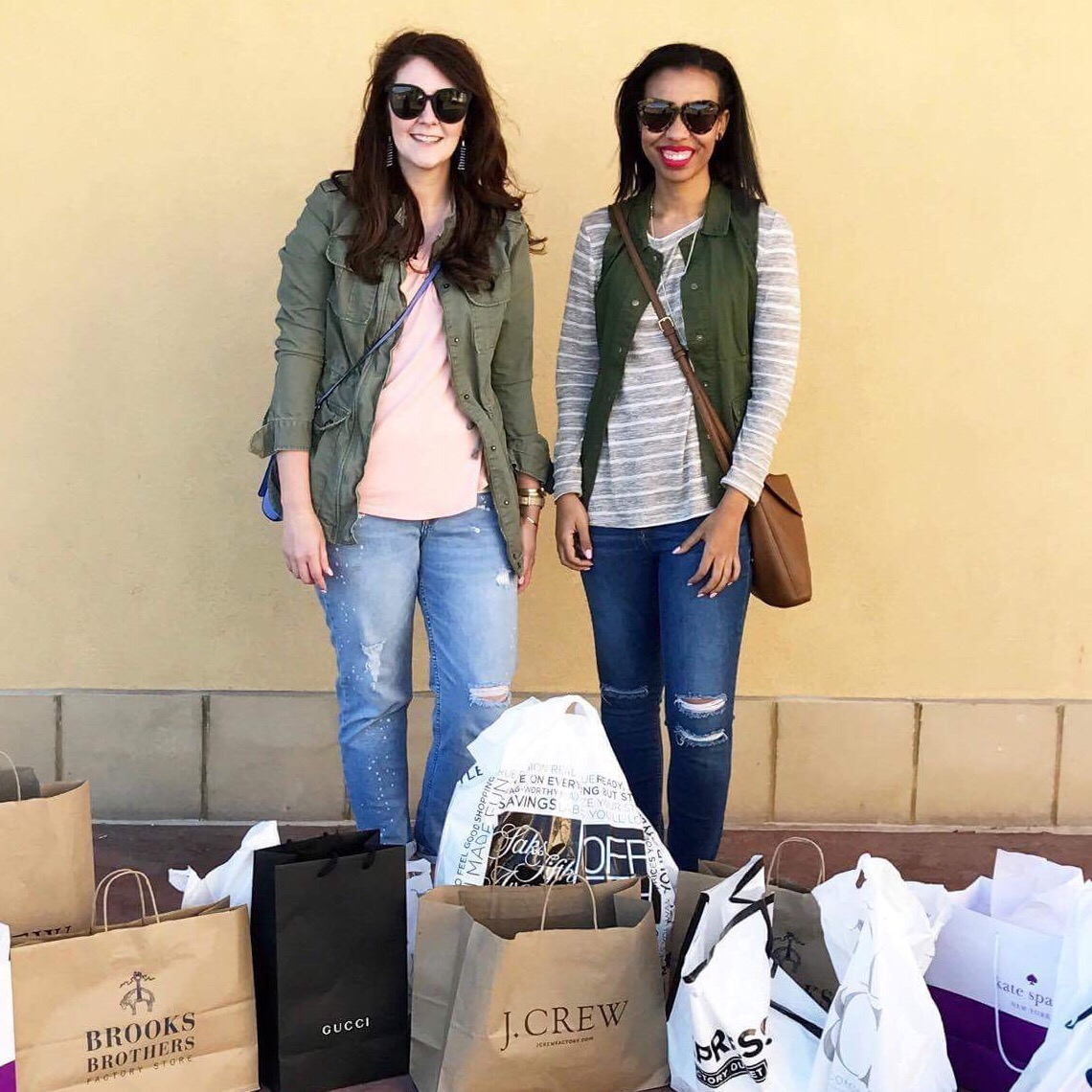 Top Tips for Outlet Shopping | How to Shop Like a Blogger | Kentucky Fashion Blogger