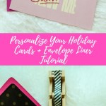 How to Add Personal Touches to Your Holiday Cards