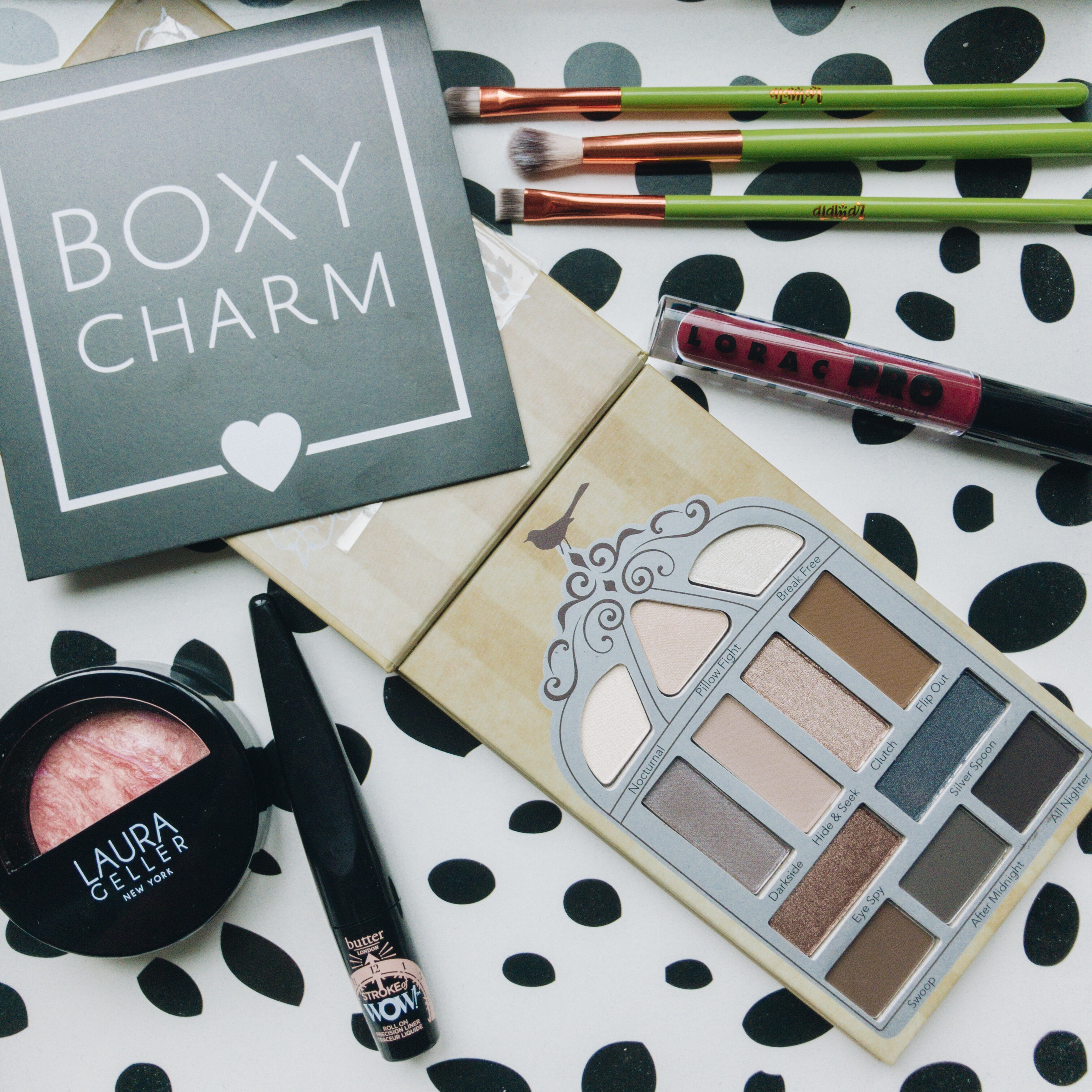 Beauty Box That Hit It Out of the Park: September BoxyCharm