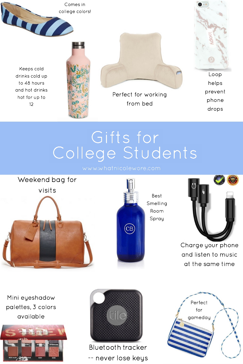 Christmas Gifts For College Students.Best Holiday Gifts For College Students Gift Guide