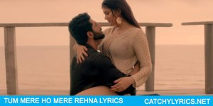 TUM MERE HO LYRICS – Hate Story 4  – Jubin Nautiyal image