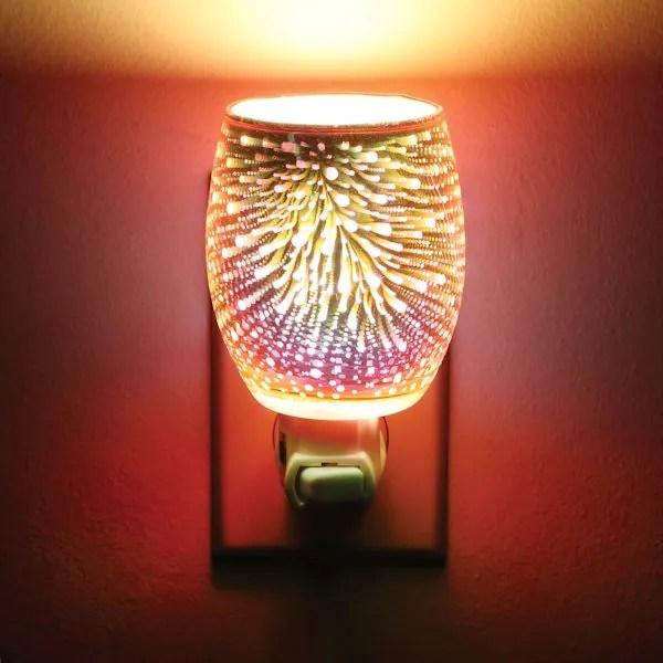 Cool Star Gazer Decorative Plug In Night Lights