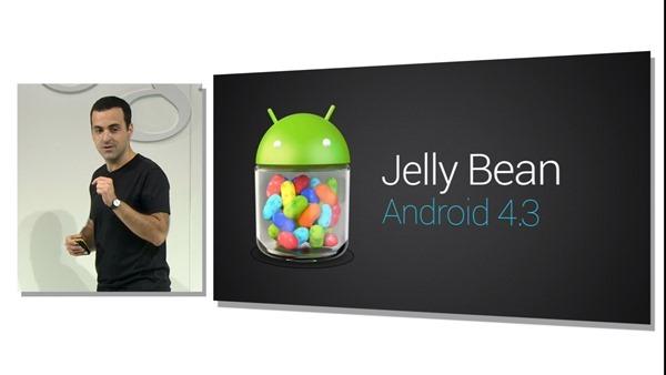 Google Nexus 7 Jelly Bean