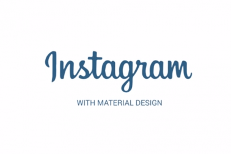 INSTAGRAM with Material Design (1)