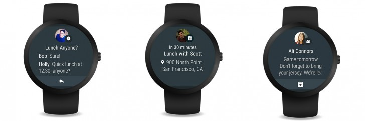 Android Wear with andriod watch