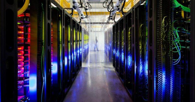 Google Datacenter Header VPN
