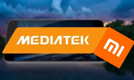 Mediatek and Xiaomi Logo
