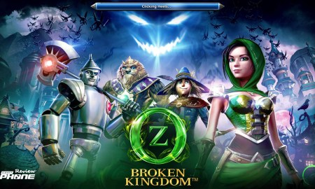 Review Oz Broken Kingdom