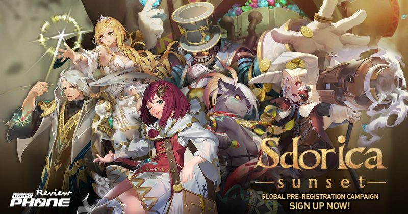 Sdorica -sunset- Review