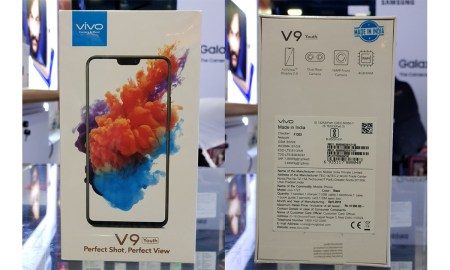 Vivo V9 Youth Box