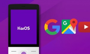 KaiOS with Google App