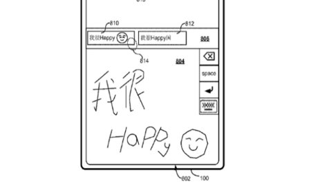 iPad Handwriting Recognition