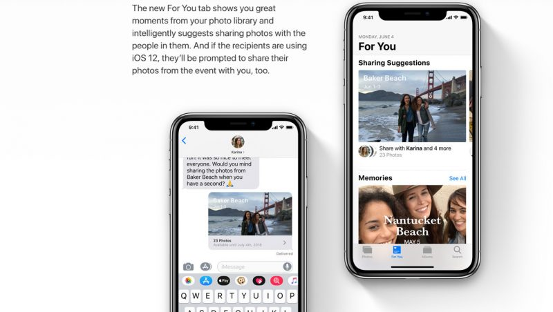 ios 12 android
